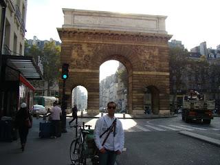 Paris Viagem Rua