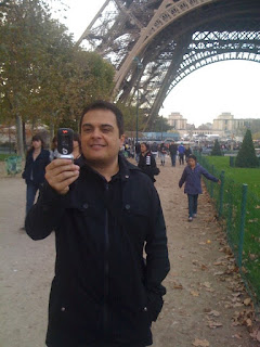 """Torre Eiffel"" Paris França"