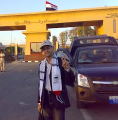 معبر رفح يمنعنى من العبور لقطاع غزة الشقيق