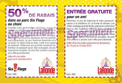 Chantale Girard: LA RONDE 2010 - Coordonnatrice Marketing