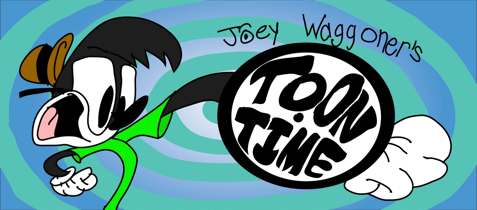 Joey Waggoner's Toon Time