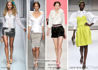 beyaz gomlek modelleri 2010 yaz sezon modasi 2