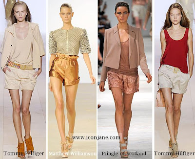 2010 yaz duble parca sort modelleri moda trend 9