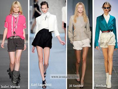 2010 yaz duble parca sort modelleri moda trend 8