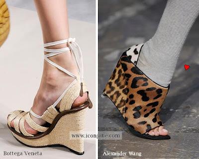 dolgu topuk ayakkabi modelleri en guzel 2010 yaz 5