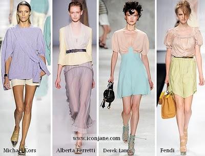 2010 ilkbahar yaz pastel renkli elbise kiyafet 6