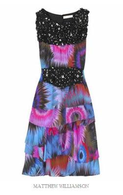 matthew williamson elbise