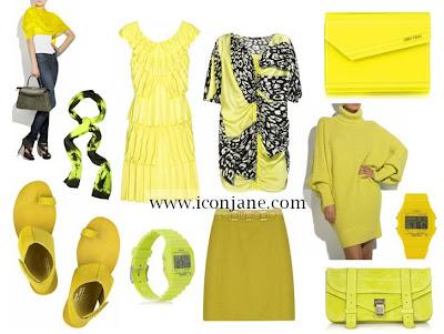 2010 kis trend renk sari 1
