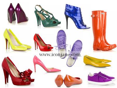 2010 kis renkli ayakkabilar 1