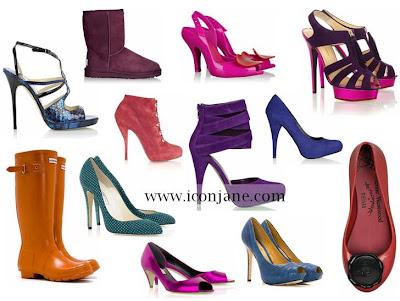 2010 kis renkli ayakkabilar 2