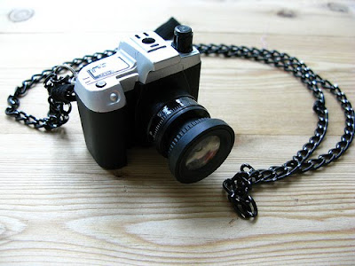 fotograf makinesi kolye