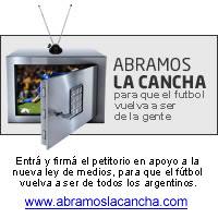 Abramos La Cancha!!!