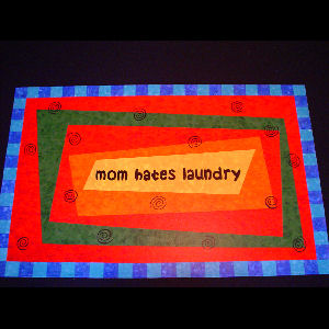 Mom Hates Laundry - Sold