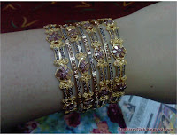 Latest Bangle Designs