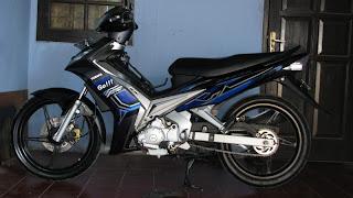 Motorcycle Reviews  Yamaha Jupiter MX 135cc 2011