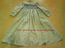 long sleeves(muslimah smocking)