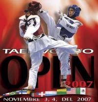 MEXICO WORLD TAEKWONDO OPEN 2007