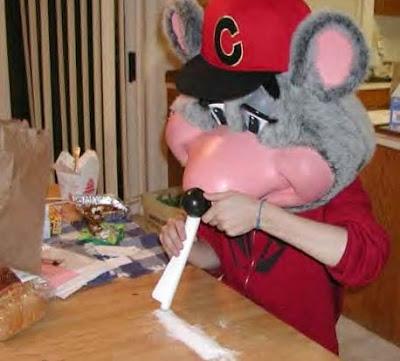 Chuck E Cheese