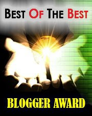 Award from Mas Eric
