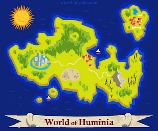 World of Huminia