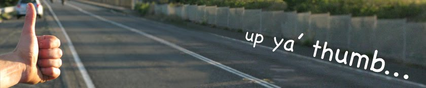 Up ya' Thumb: A hitchhiking adventure across Australia