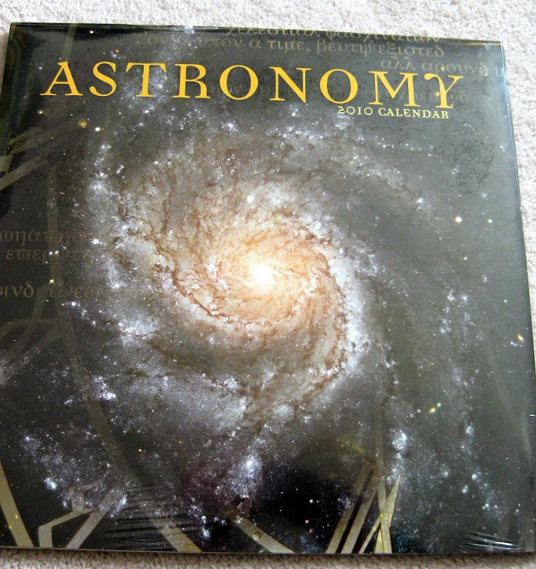 astronomy calendar!