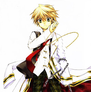 oz, personnage de pandora hearts