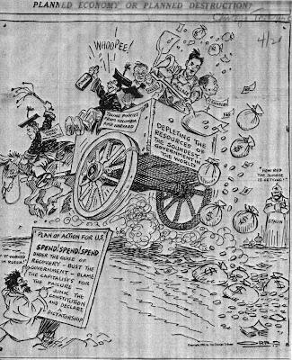 a quot second new dealquot  in 1934 35