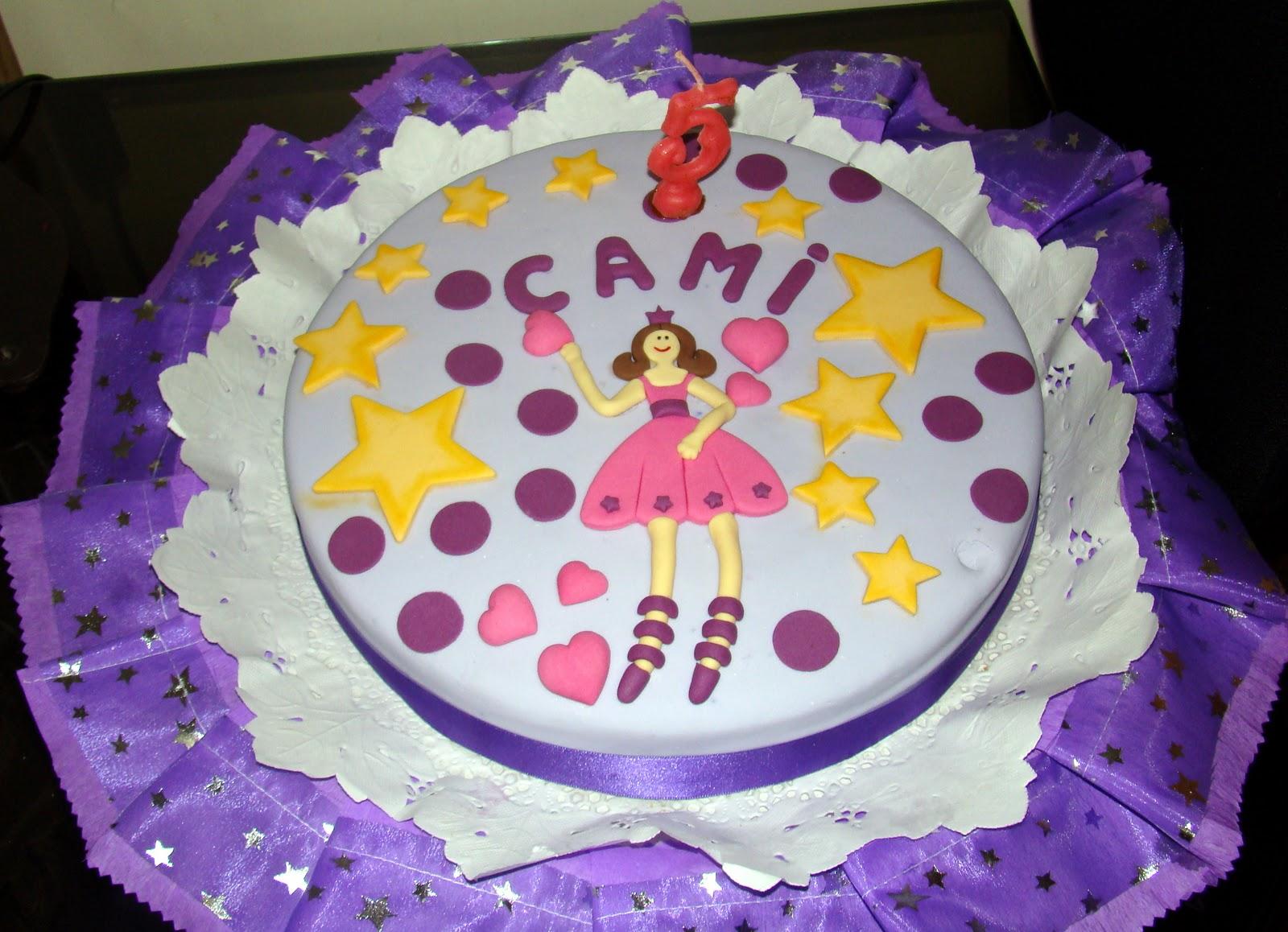torta nena hada