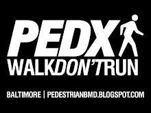 Pedestrian Baltimore
