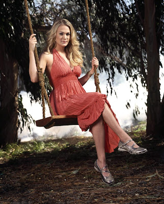 carrie underwood photo shoots