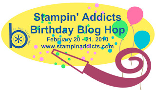 stampin addicts, blog hop