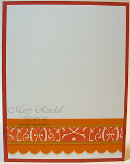 stampin up, stampin addicts, color challenge, bride specialty paper, xl flower punch