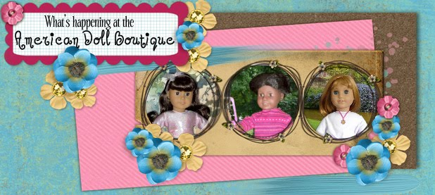 What's Happening at the American Doll Boutique