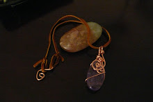 amethyst and copper
