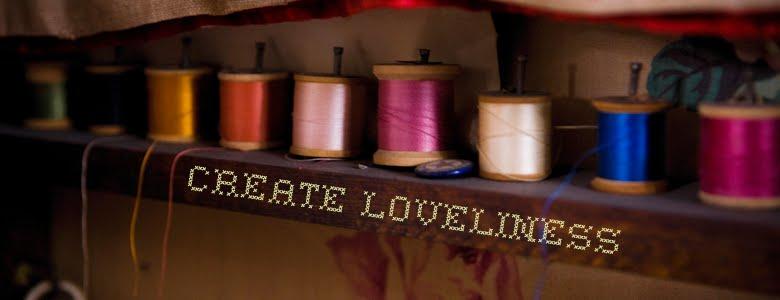 Create Loveliness