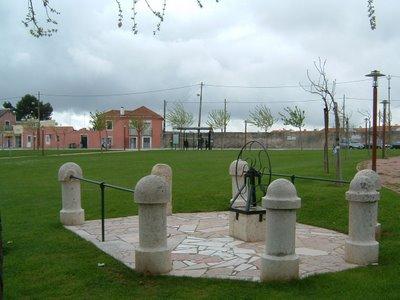 Campo das Amoreiras - Charneca