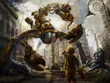 Steampunk Goliath