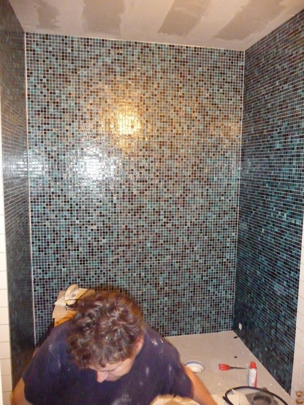 Rabarber och karameller: renovering badrum del 2