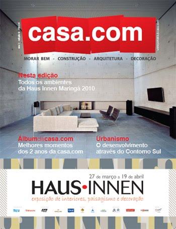 Vamos então à edição especial Haus Innen da Casa.com