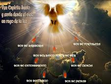 deciende espiritu santo