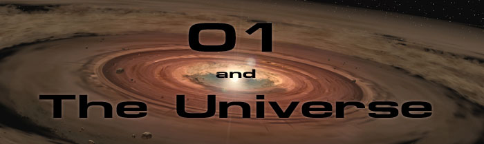 01 and the universe