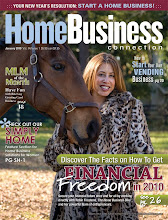 Another Feature Story on The Home Business DIVA
