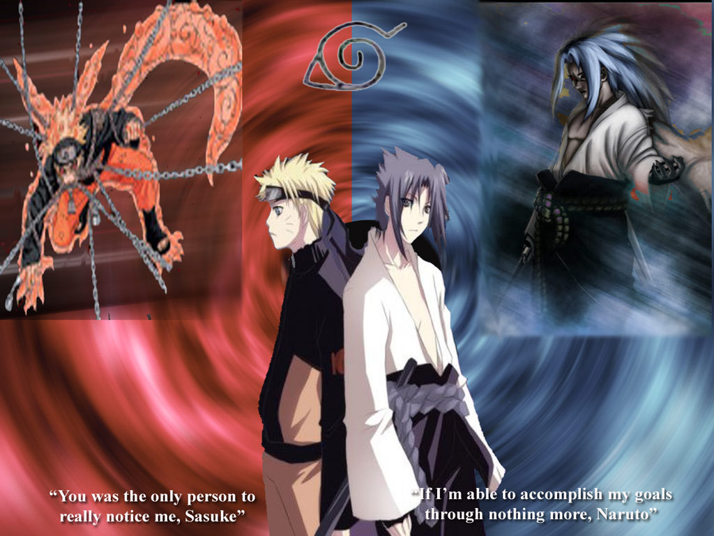 Naruto Sasuke Shippuden Wallpaper ~ Anime Wallpapers Zone