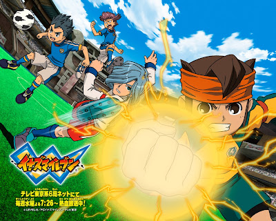 wallpapers of inazuma eleven. Inazuma Eleven Anime Wallpaper