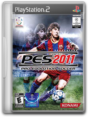 Pes 2011 Completo