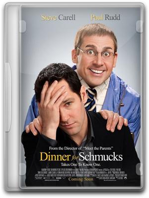 Um Jantar para Idiotas - Dual audio