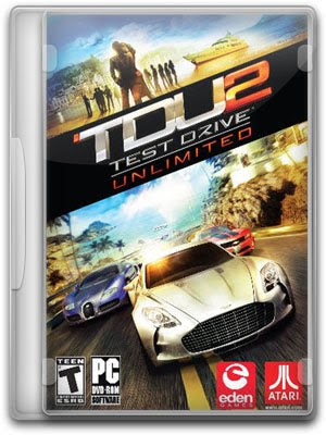 Download Test Drive Unlimited 2 + Crack