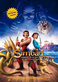 Simbad: la leyenda de los siete mares (2003). Simbad: la leyenda de los siete mares (2003).