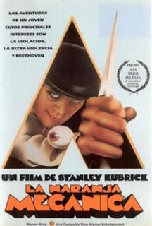 Naranja Mecanica (1971)